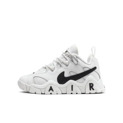 Bota Nike Air Barrage Low pro větší děti