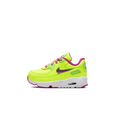 Nike Air Max 90 Leather Baby/Toddler Shoe