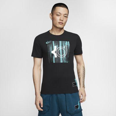 เสื้อยืดบาสเก็ตบอลผู้ชาย Nike Dri-FIT KD Logo