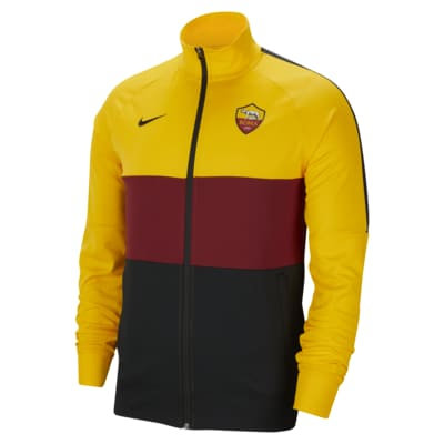AS Roma Men's Football Track Jacket
