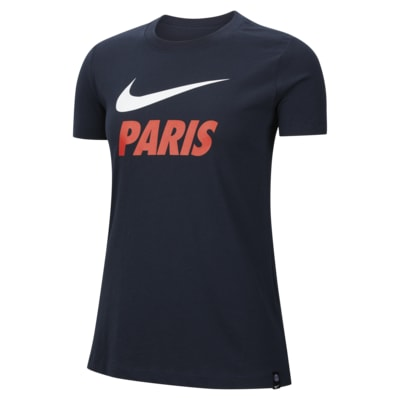 T-shirt da calcio Paris Saint-Germain - Donna