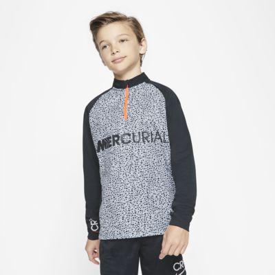 Nike Dri-FIT CR7 Academy Voetbaltrainingstop voor kids