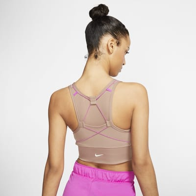 Nike Swoosh Icon Clash Women's Medium-Support Pocket Sports Bra