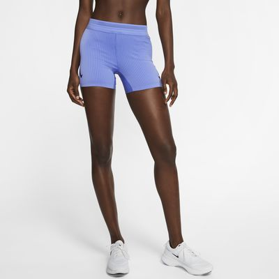 Přiléhavé dámské běžecké kraťasy Nike AeroSwift
