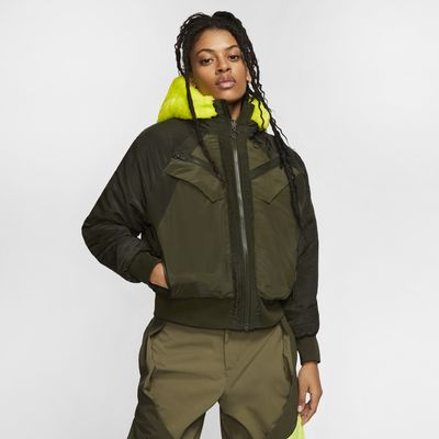 Jordan Women's Reversible Bomber Jacket