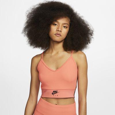 Camiseta de tirantes corta para mujer Nike Air