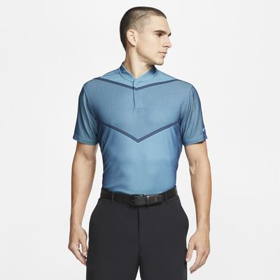 Męska koszulka polo do golfa Nike Dri-FIT Tiger Woods