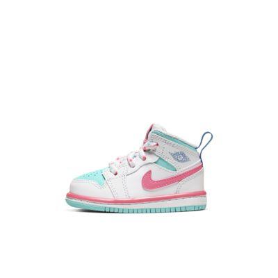 Air Jordan 1 Mid GT Infant/Toddler Shoe