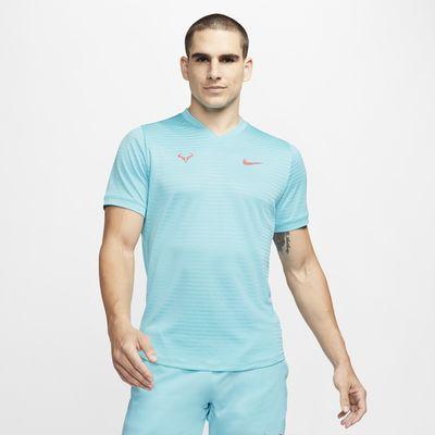 เสื้อเทนนิสแขนสั้นผู้ชาย Rafa Challenger