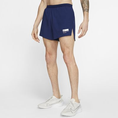 Short de running Nike AeroSwift Blue Ribbon Sports 11,5 cm