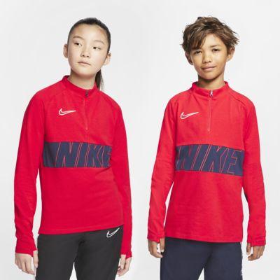 Haut d'entraînement de football Nike Dri-FIT Academy pour Enfant plus âgé