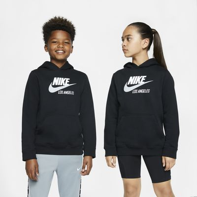Nike Sportswear Club Fleece Los Angeles Big Kids' Pullover Hoodie