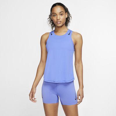 Dámské běžecké tílko Nike AeroSwift