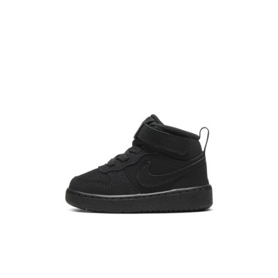 Nike Court Borough Mid 2 Baby/Toddler Shoe