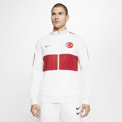 Turkey Men's Football Track Jacket