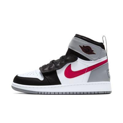 Air Jordan 1 Hi FlyEase Big Kids' Shoe