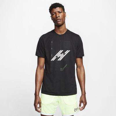 T-shirt da running Nike Dri-FIT