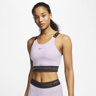 Canotta corta Nike Pro - Donna