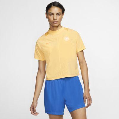 Camiseta de fútbol para mujer Nike F.C.