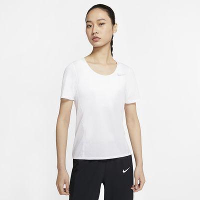 Nike City Sleek 女子跑步上衣