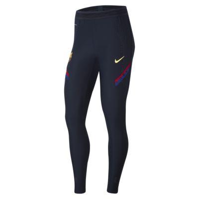 Женские футбольные брюки Nike VaporKnit FC Barcelona Strike