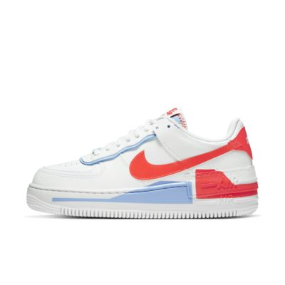 air force 1 shadow femme orange