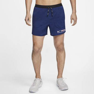 "Nike Flex Stride Blue Ribbon Sports Men's 3.5"" Brief-Lined Running Shorts"