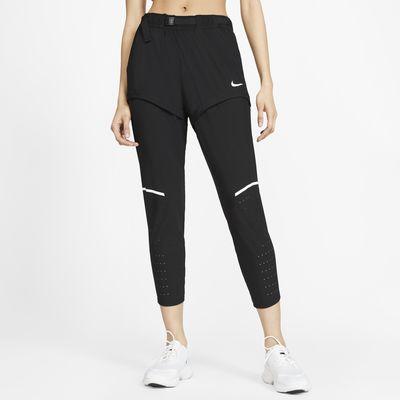 Nike Icon Clash 女款九分跑步長褲
