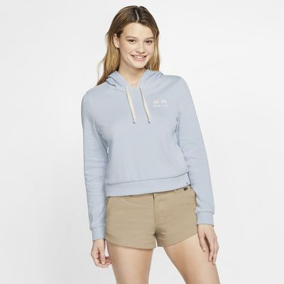 Hurley Mingo Perfect Women's Cropped Fleece Sweatshirt
