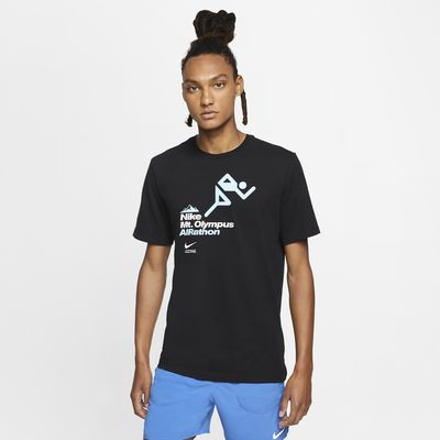 "Nike Dri-FIT ""AIRathon"" Men's Running T-Shirt"