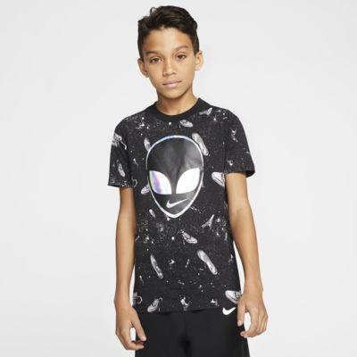 Nike Sportswear 大童 (男童) T 恤