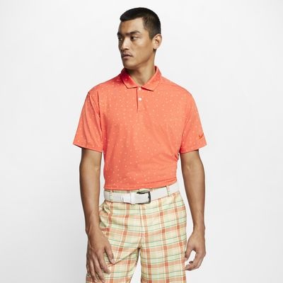 Polo de golf estampada para hombre Nike Dri-FIT Vapor