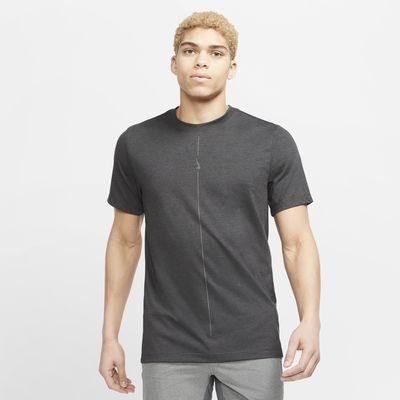 Nike Yoga Dri-FIT T-shirt voor heren