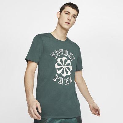 Nike x Gyakusou løbe T shirt til mænd