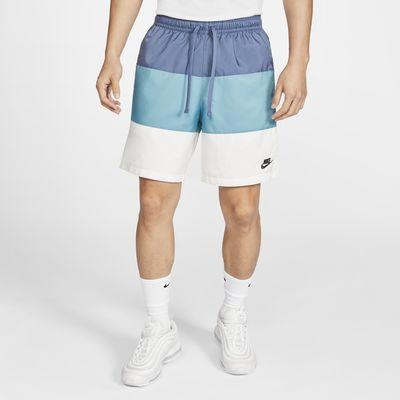 กางเกงขาสั้นผู้ชายแบบทอ Nike Sportswear City Edition