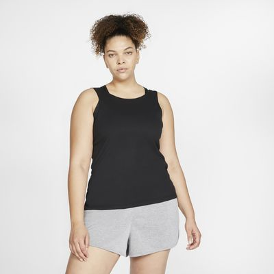 Nike Yoga 女款背心 (加大尺寸)