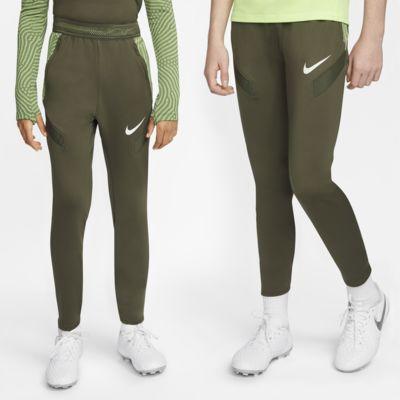 Ποδοσφαιρικό παντελόνι Nike Dri-FIT Strike για μεγάλα παιδιά