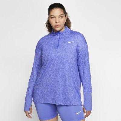 Nike-løbetop til kvinder (Plus)
