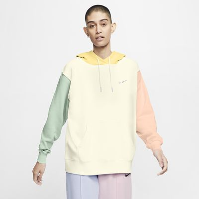 Sudadera con capucha sin cierre para mujer Swoosh Nike Sportswear
