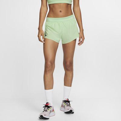 Löparshorts Nike AeroSwift för kvinnor