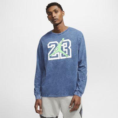 Jordan Legacy AJ13 Men's Long-Sleeve T-Shirt
