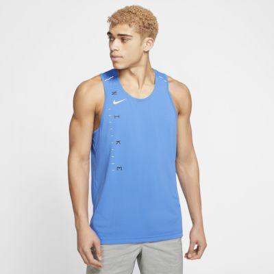 Męska koszulka bez rękawów do biegania Nike Miler Future Fast