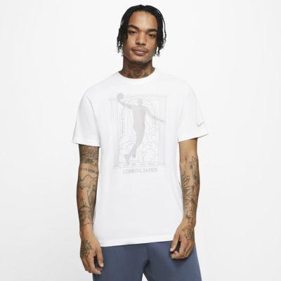 レブロン ジェームズ レイカーズ MVP メンズ ナイキ Dri-FIT NBA Tシャツ