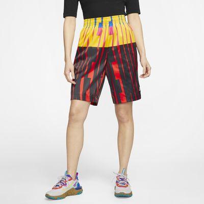 กางเกงขาสั้นผู้หญิงพิมพ์ลาย Nike Sportswear NSW Collection