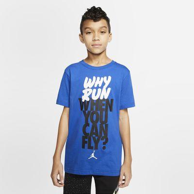 Jordan Big Kids' (Boys') Short-Sleeve T-Shirt