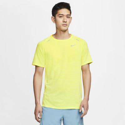 Camiseta de running para hombre Nike TechKnit Ultra