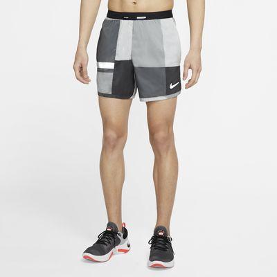 กางเกงวิ่งขาสั้น 5 นิ้วผู้ชาย Nike Flex Stride Wild Run