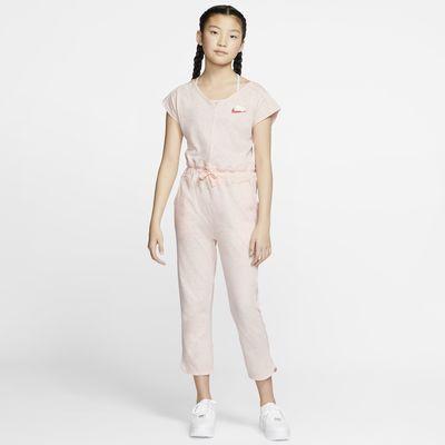 Nike Sportswear Big Kids' (Girls') Romper