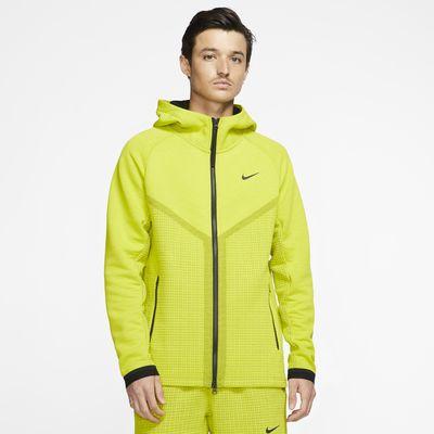 Sudadera con gorro de cierre completo para hombre Nike Sportswear Tech paquete Windrunner