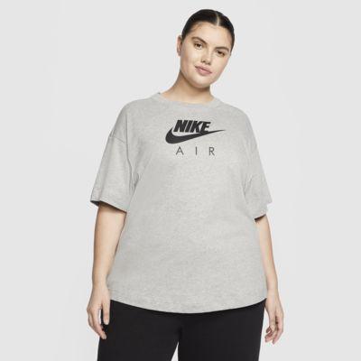 Nike Sportswear Air Women's Short-Sleeve Top (Plus Size)